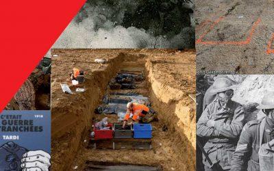 Du 10 au 23 novembre 2018 : Archéologie de la Grande Guerre – Exposition